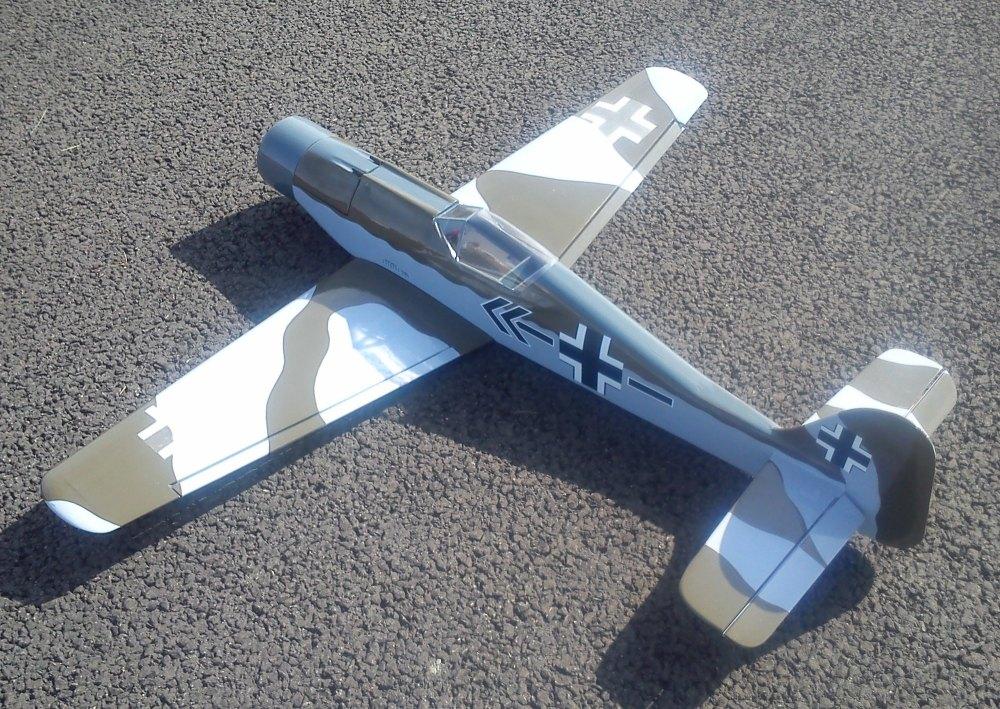 CA10 - Fun Fighter FW190D