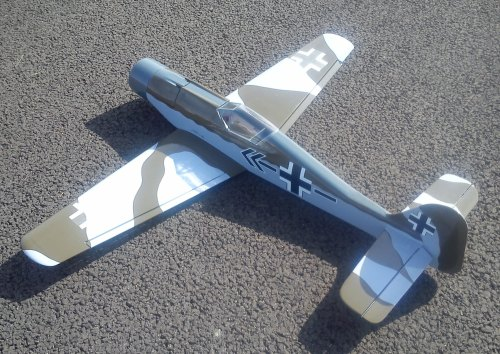CA10 - Fun Fighter FW190D