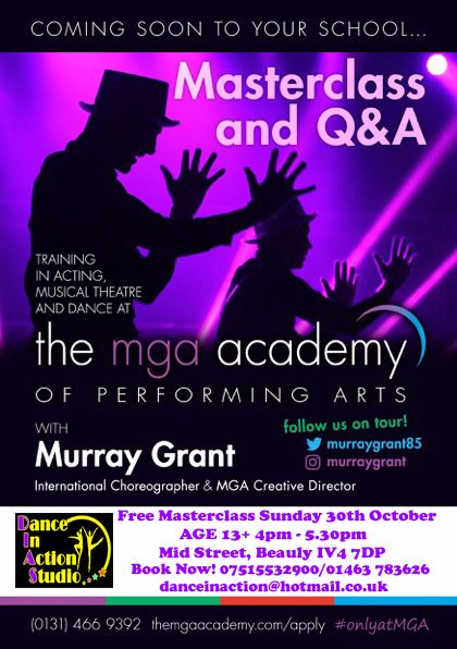MGA Academy Free Masterclass and Q&A