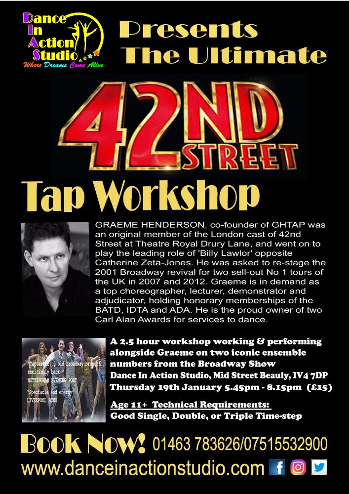42nd Street Workshop Final