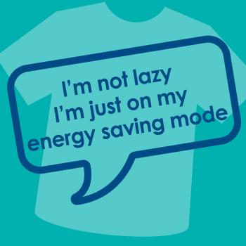 Ref: 002 I'm not lazy