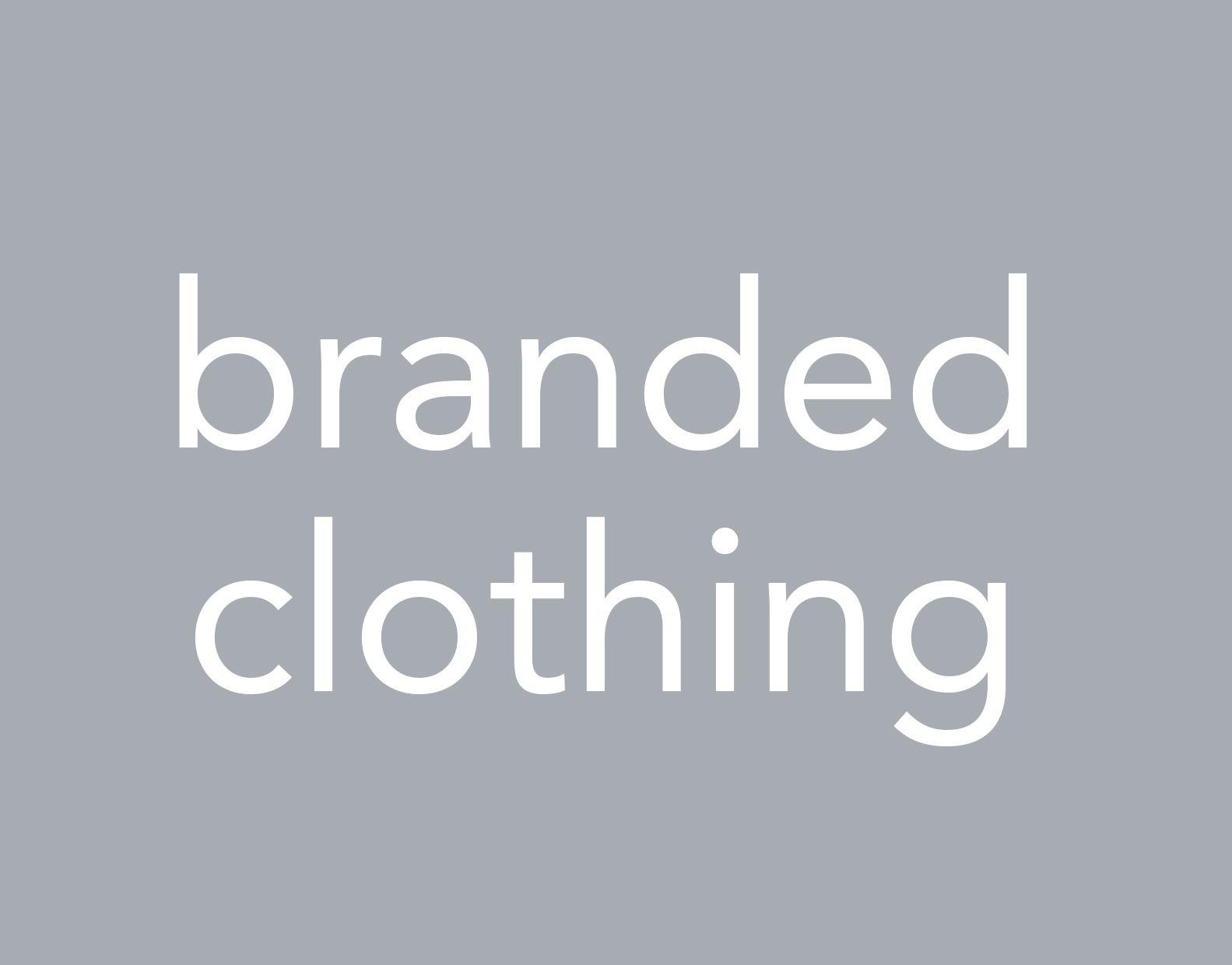 Portfolio branded clothing