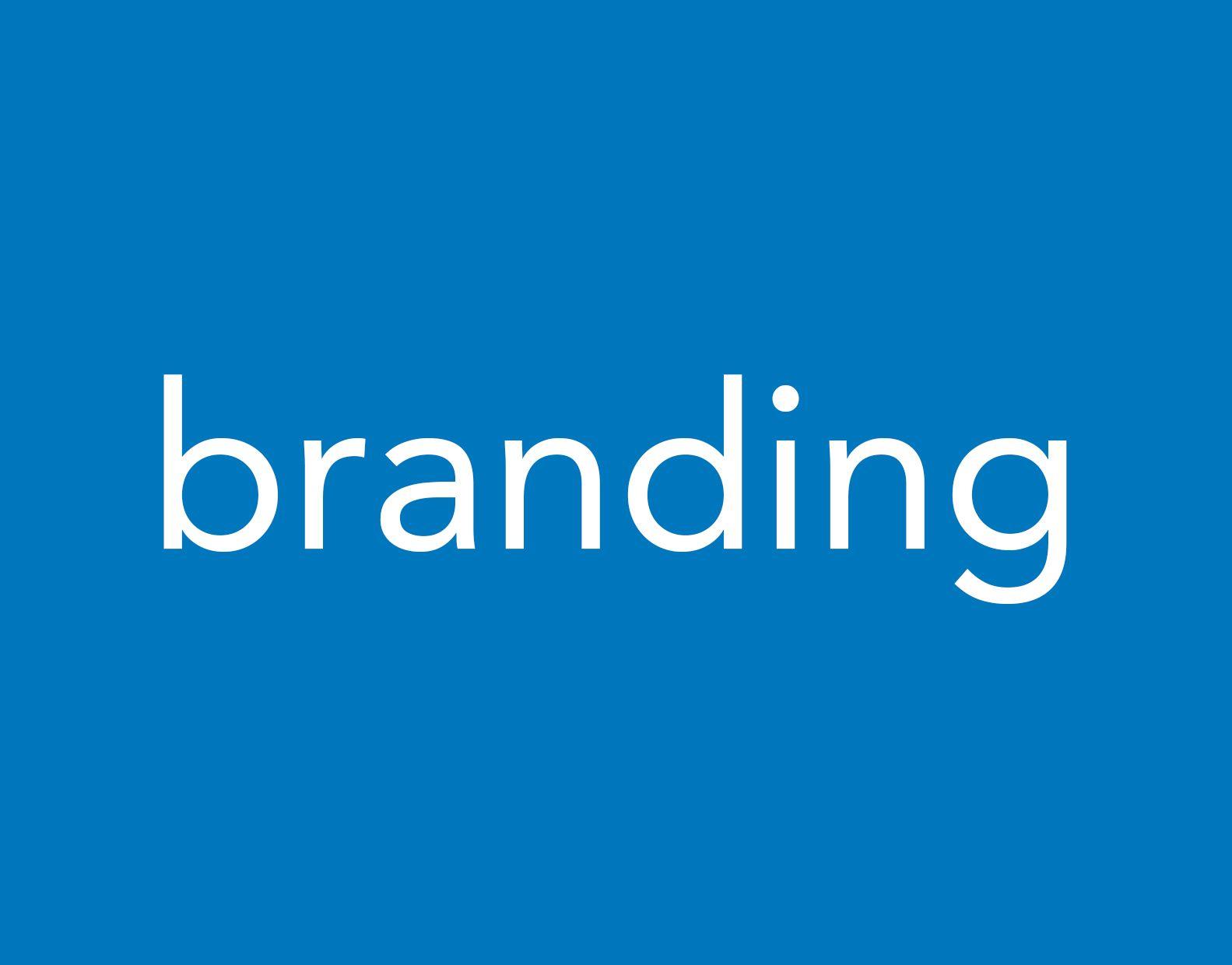 Portfolio branding