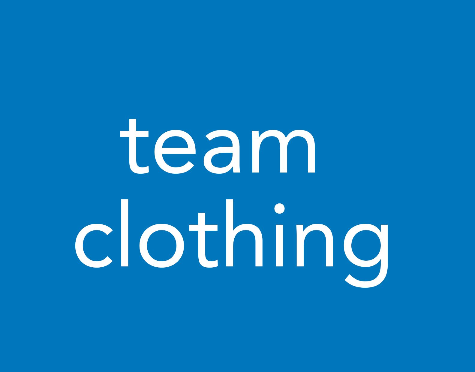 Portfolio team clothing