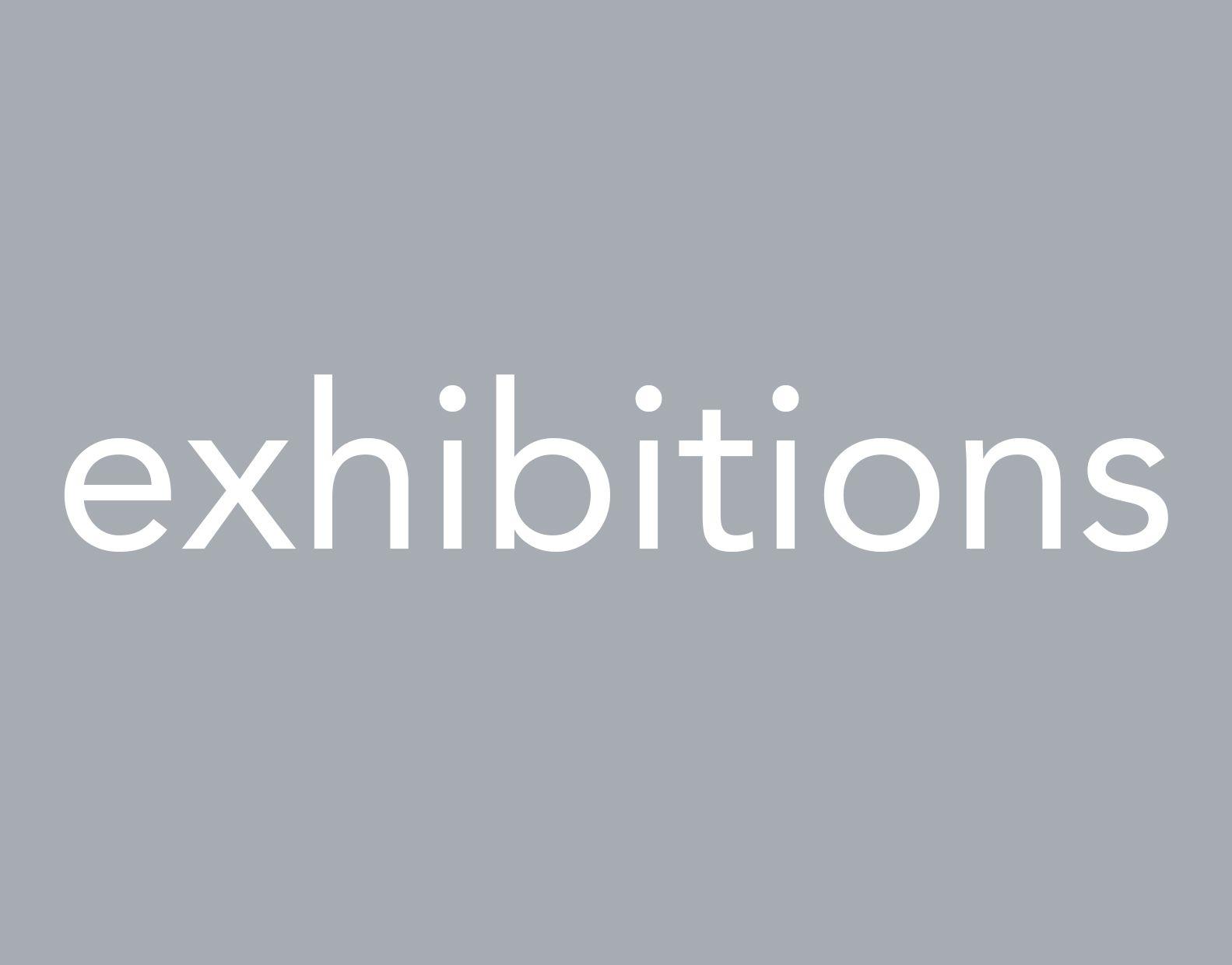 Portfolio exhibitions