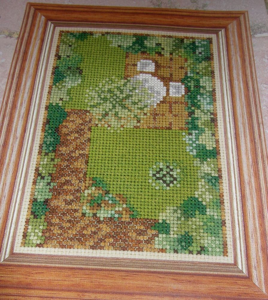 Designing a Garden in Cross Stitch: Masterclass