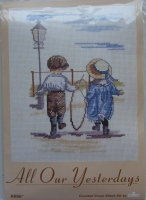 All Our Yesterdays: Spinning Hoops K886 ~ Cross Stitch Kit