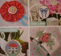 34 Small Motif Designs ~ Cross Stitch Charts
