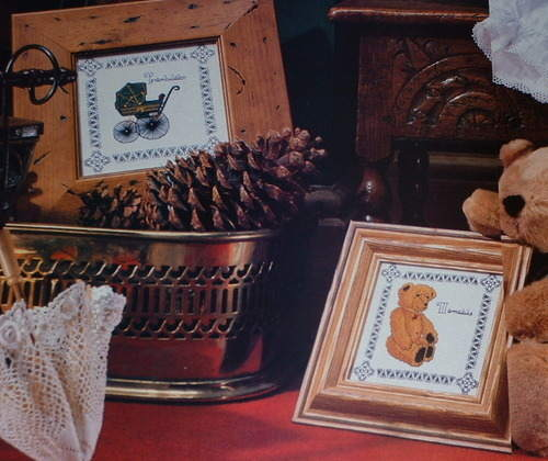 Edwardian Nursery ~ Cross Stitch Charts