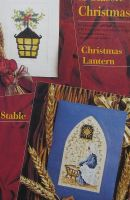 Christmas Lantern & Nativity Scene ~ Two Cross Stitch Charts