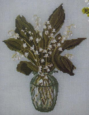 Lily of the Valley ~ Cross Stitch Chart