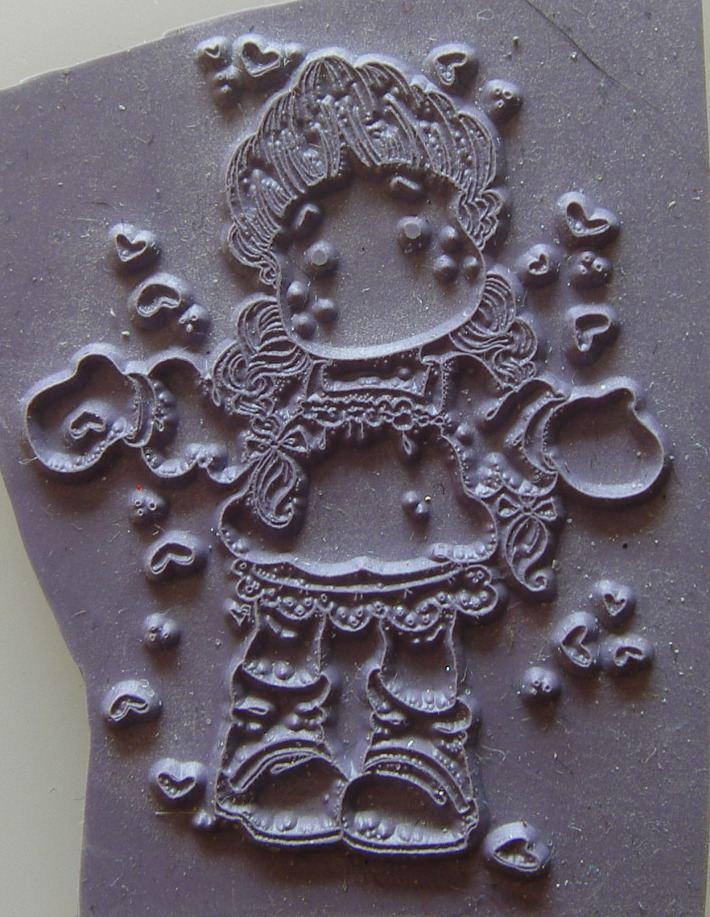 MINI MAGNOLIA Rubber Stamps