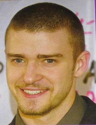 PopSinger: Justin Timberlake ~ Cross Stitch Chart