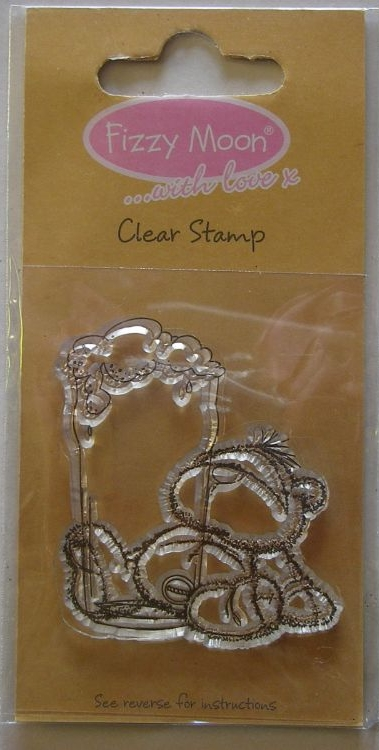FIZZY MOON Clear Stamps