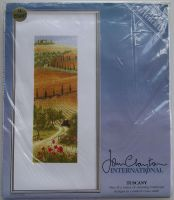 John Clayton International: Tuscany ~ Cross Stitch Kit
