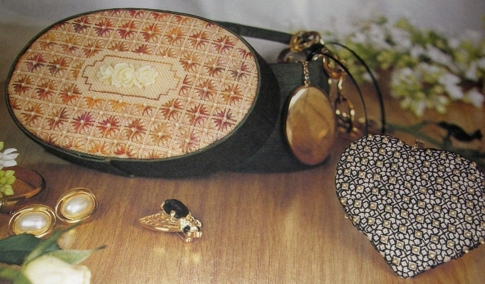 Beaded Blackwork Pendant & Jewellery Box Lid ~ Blackwork Charts