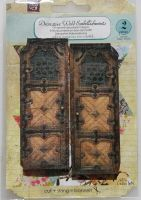 Prima ~ Decorative Wood Embellishments: Wooden Doors 560669