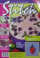 STITCH No 36 August/September 2015 Embroiderers' Guild Magazine