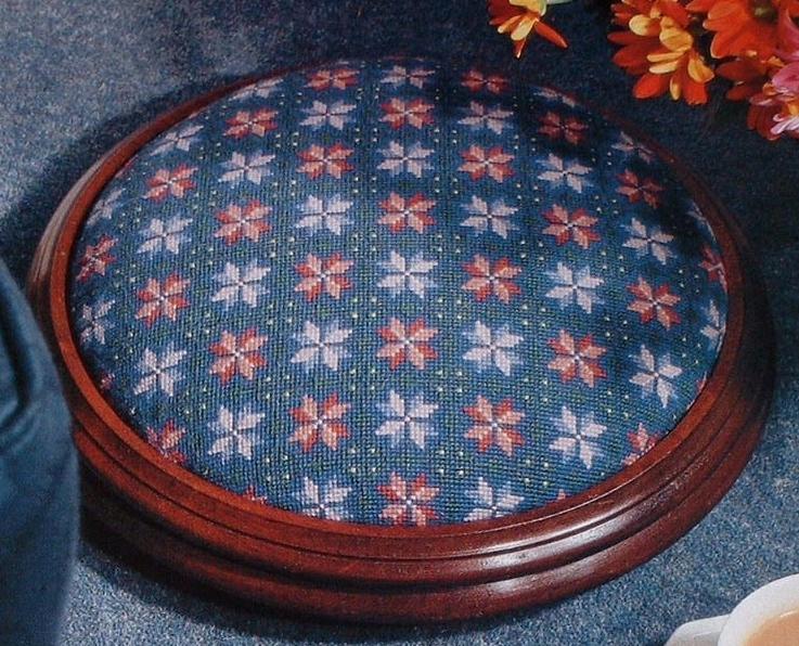 Icelandic Cushion/Footstool ~ Needlepoint Chart