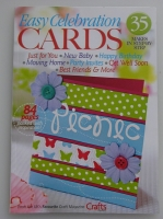 Crafts Beautiful: Easy Celebration Cards ~ 2007 Mini Magazine