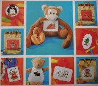 36 Cute Mini Christmas Designs ~ Cross Stitch Charts