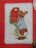 Peter Rabbit & Forever Friends Bear ~ Two Cross Stitch Charts