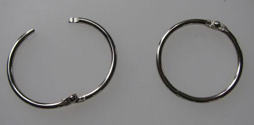 38mm (1.5 inch) Book /Binding Rings