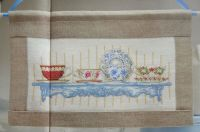 China Tea Cups ~ Cross Stitch Chart