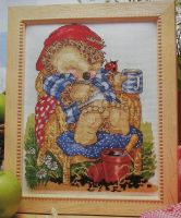 Country Companions: Summer Day ~ Cross Stitch Chart