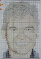 Phillip Schofield ~ Cross Stitch Chart
