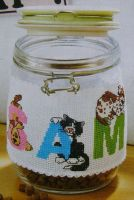 Cats & Dogs ABC Alphabet ~ 26 Cross Stitch Charts