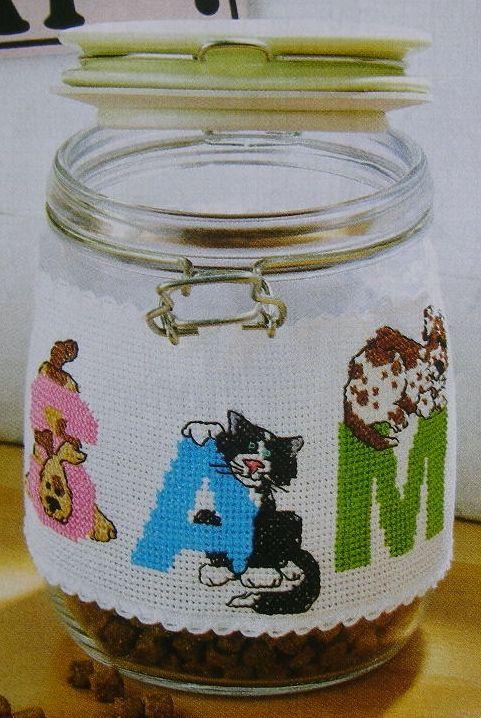 Cats & Dogs ABC Alphabet ~ 26 Cross Stitch Charts