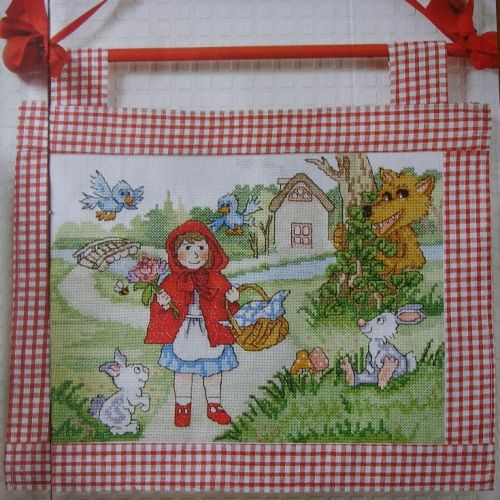Little Red Riding Hood ~ Cross Stitch Chart
