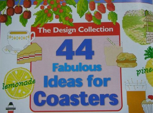 20 Designs for Coasters/Cards ~ Cross Stitch Charts