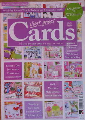 Just Great Cards Volume 2 ~ 136 Papercrafting Cards Step-by-Step