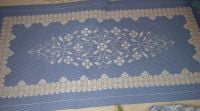 Norwegian Hardanger Table Runner ~ Hardanger Pattern