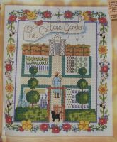 The Cottage Garden ~ Cross Stitch Chart