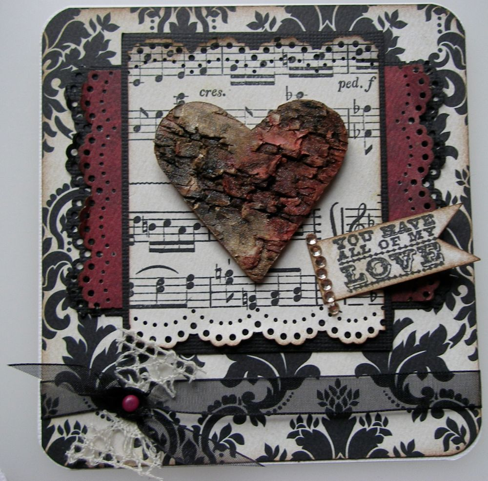 FEEL GOOD ~ OOAK Handmade Cards