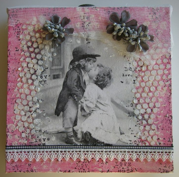 VALENTINE OOAK Handmade Altered Items