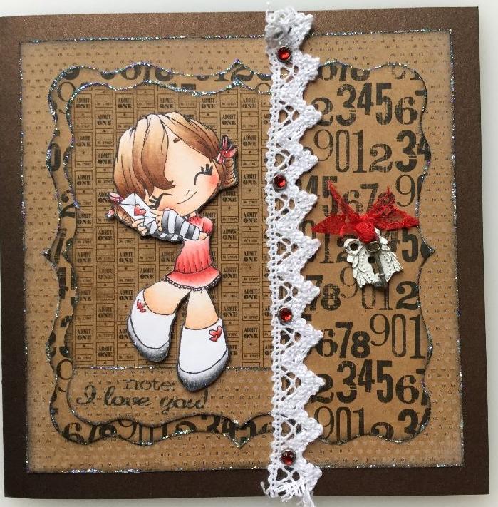 <!-050->OOAK Handmade CARDS