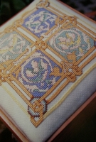 Medieval Celtic Knots ~ Cross Stitch Chart