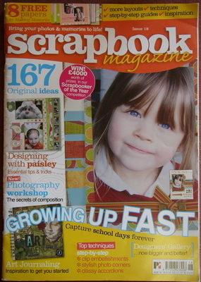 Scrapbook Magazine ~ Issue 18 ~ 2006