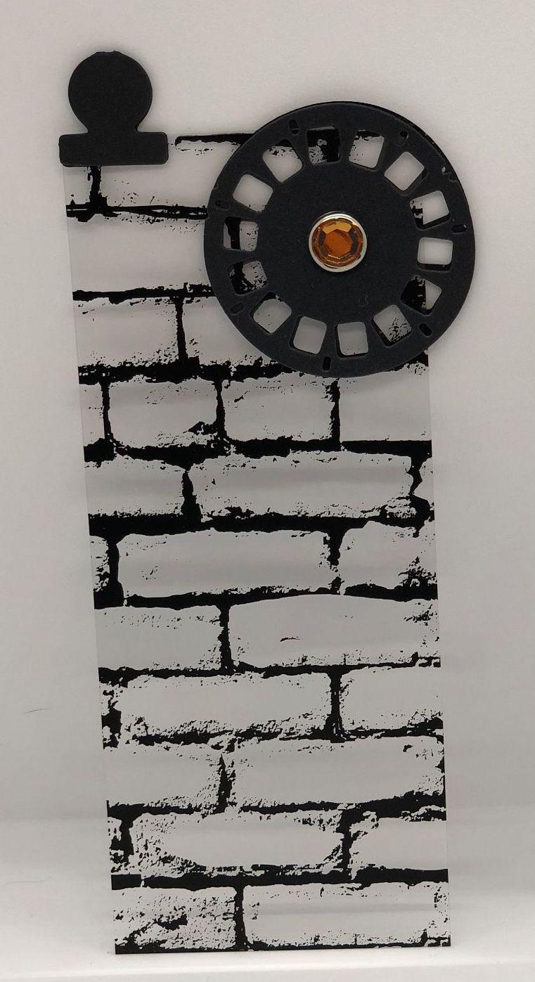 black & orange TN 22