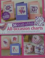 36 All Occasion Cards & Gifts ~ Cross Stitch Charts