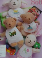 Baby Motifs ~ Eight Cross Stitch Charts