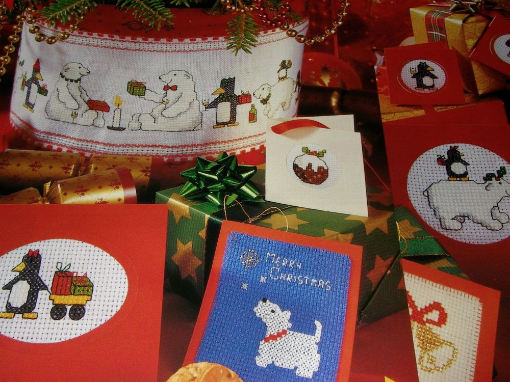 Christmas Tree Skirt & Gift Tags