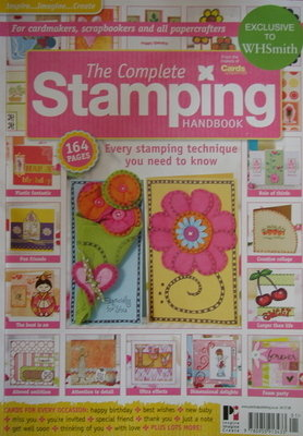 The Complete Stamping Handbook~ Magazine