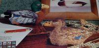 Male & Female Mallard Ducks ~ 2 Needlepoint Charts