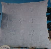 Orchard Cushion & Cards ~ Pulled Work Hand Embroidery Patterns