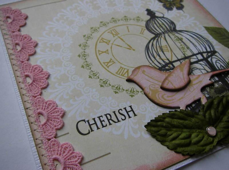 *cherish* left